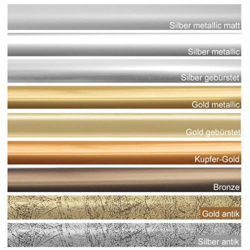 Farbauswahl II - Silber, Gold