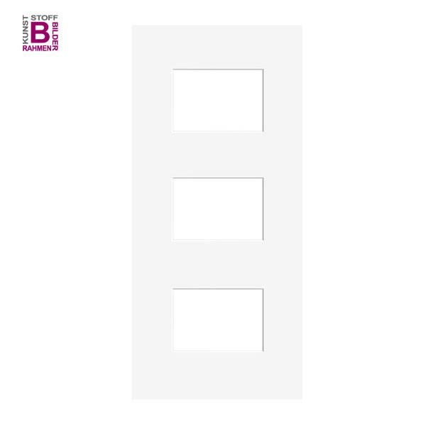 passepartout mit 3 ausschnitten f r 13x9 bzw 9x13 cm kaufen. Black Bedroom Furniture Sets. Home Design Ideas