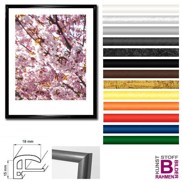 bilderrahmen 20x30 cm elegance kunststoffrahmen. Black Bedroom Furniture Sets. Home Design Ideas