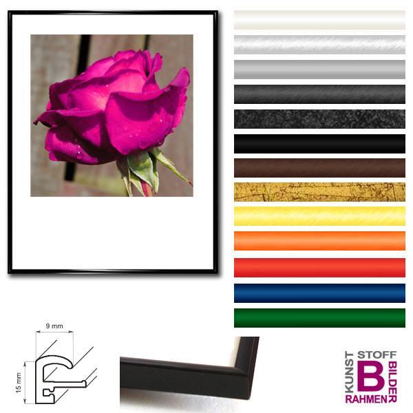 bilderrahmen 60x70 cm classic kunststoffrahmen. Black Bedroom Furniture Sets. Home Design Ideas